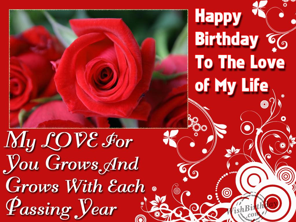 My Lover Birthday Image S With Wishes