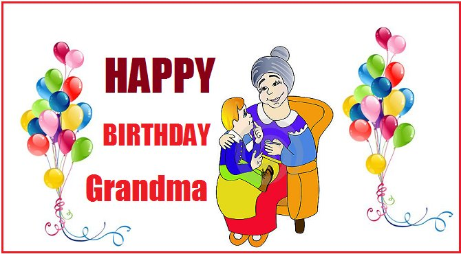 Pocket Full Of Birthday Grandmother  Images