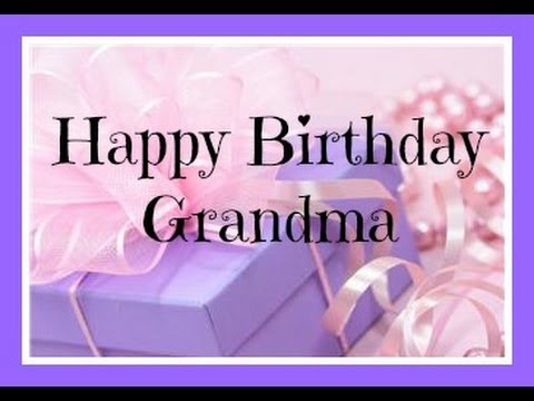 A Pocket Full Of best Birthday Grandmother  Images