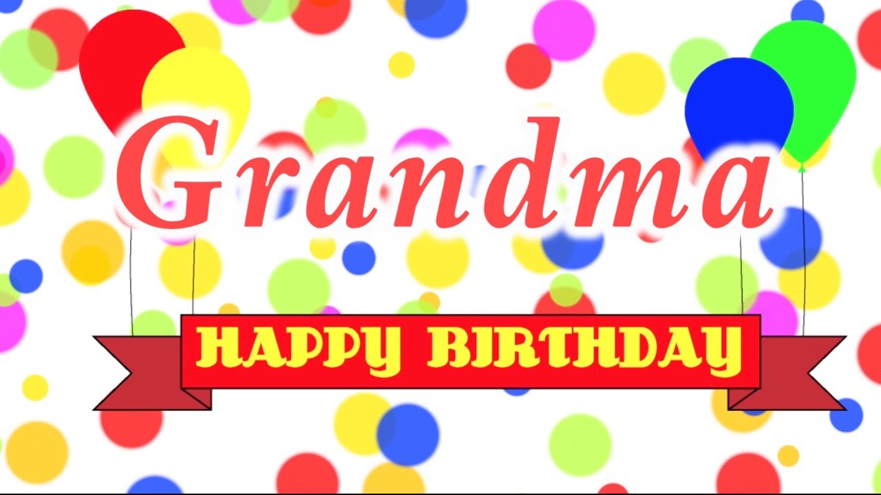 A Pocket  Of best Birthday Grandmother  Images