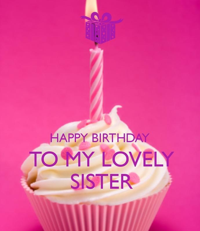 I Love you Sister , Happy Birthday Images for my Sister