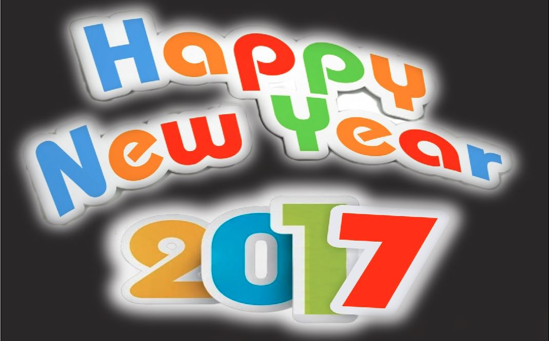 Happy New Year 2017 Picture