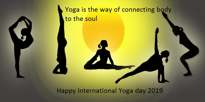 2019 Yoga Day Quotes pictures for wishes