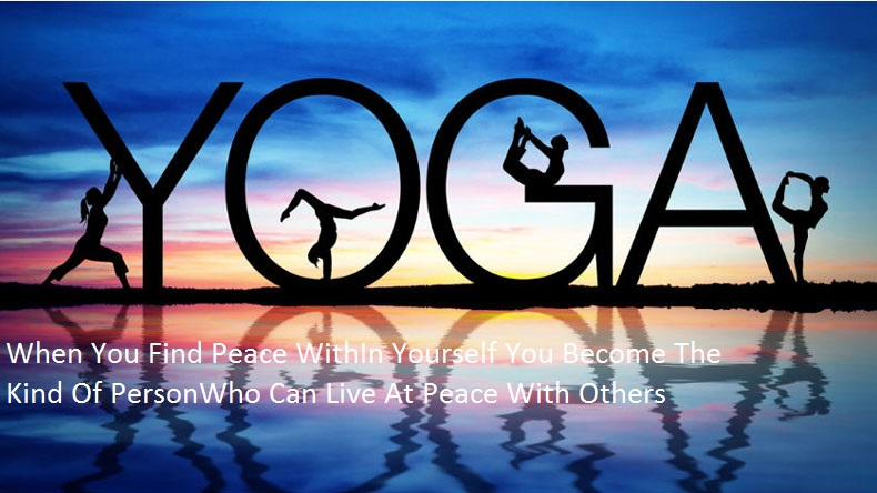 2019 Yoga Day Quotes Wallpaper