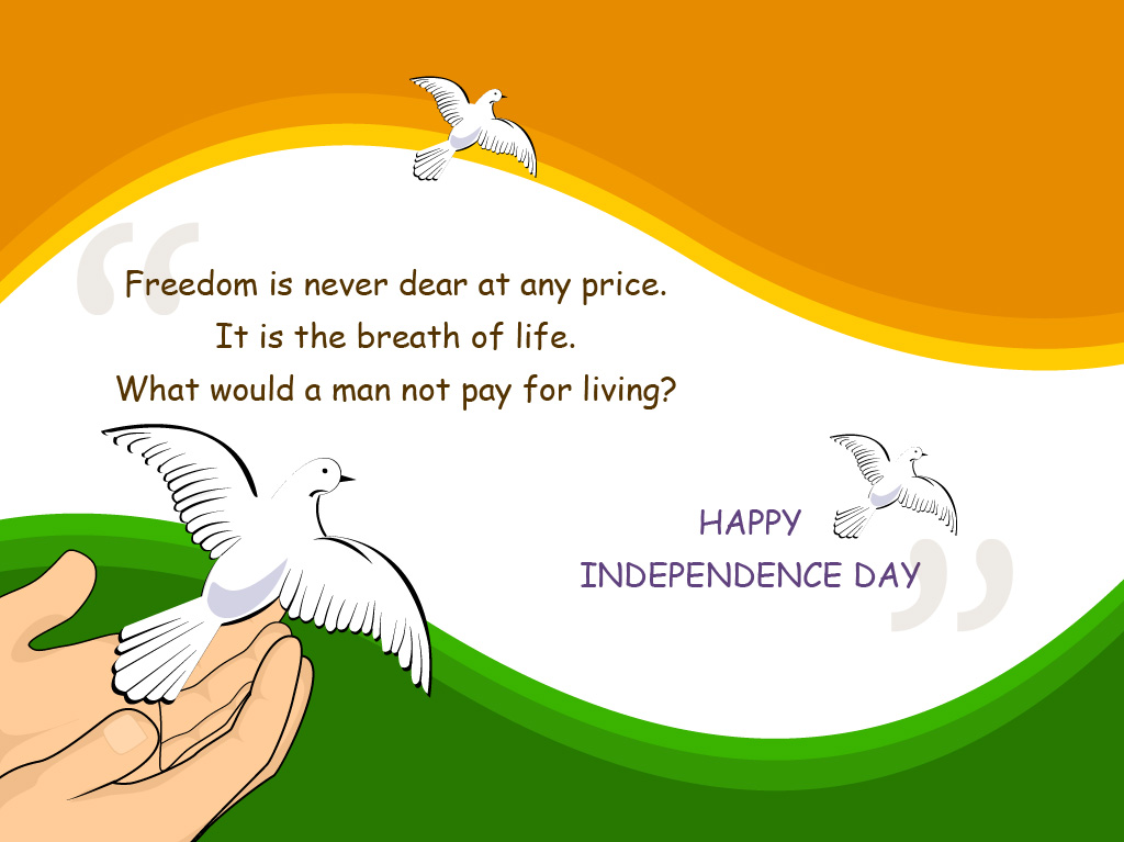 Happy Independence day wishes images 2019