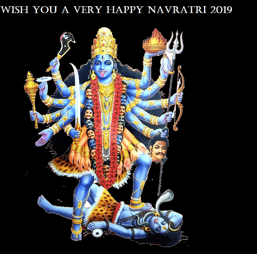 Happy Navratri 2019 Images