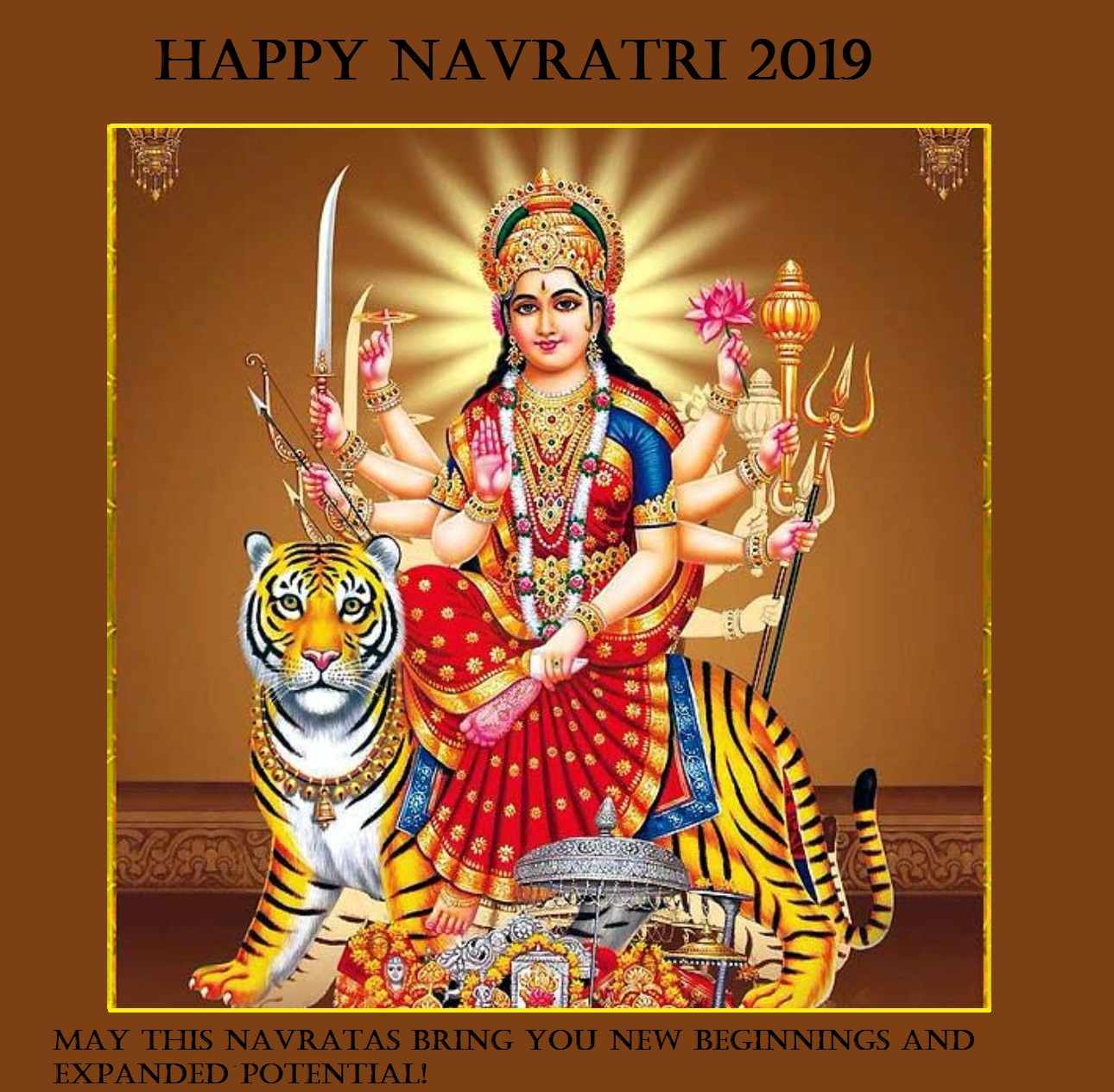Best Happy Navratri 2019 Quotes Images